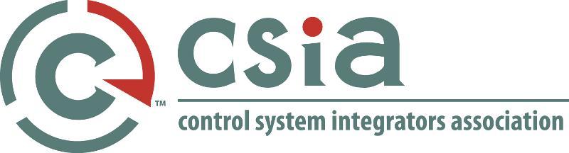 Control System Integrators Association logo