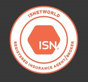 ISNETWORLD AGENT BROKER LOGO